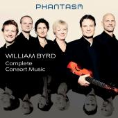 Album artwork for Byrd: Complete Viol Music