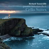 Album artwork for Bach: CELLO SUITES - Richard Tunnicliffe