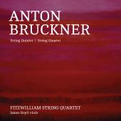 Album artwork for Bruckner: String Quintet in F Major & String Quart