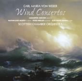 Album artwork for Weber: Wind Concertos
