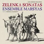 Album artwork for Zelenka: Sonatas / Ensemble Marsyas