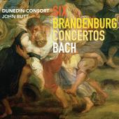 Album artwork for Bach: Brandenburg Concerti / Dunedin, Butt