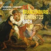 Album artwork for Bach: Brandenburg Concertos / Dunedin Consort