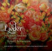 Album artwork for Brahms / Schumann: Lieder