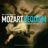 Album artwork for MOZART: REQUIEM / Dunedin Consort
