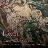 Album artwork for Mahler: LIEDER