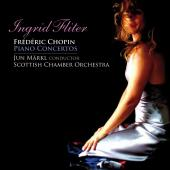 Album artwork for Chopin: Piano Concertos / Fliter