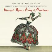 Album artwork for Mozart: Opera Arias & Overtures