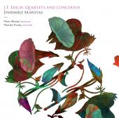 Album artwork for Fasch: Quartets & Concertos  /Ensemble Marsyas