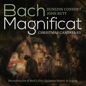 Album artwork for Bach: Magnificat in E-Flat Major, BWV 243a & Chris