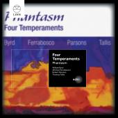 Album artwork for Phantasm: Four Temperaments