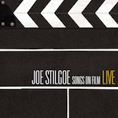 Album artwork for Songs on Film Live / Joe Stilgoe
