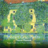 Album artwork for Mozart: Serenade No. 10 in B-Flat Major, K. 361