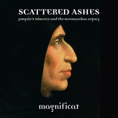 Album artwork for Scattered Ashes: Josquin's Miserere and the Savona