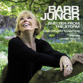 Album artwork for Shelter from the Storm / Barb Jungr