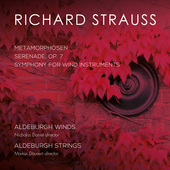 Album artwork for R. Strauss: METAMORPHOSEN