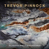 Album artwork for JOURNEY / Trevor Pinnock
