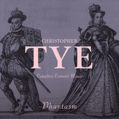 Album artwork for Tye: COMPLETE CONSORT MUSIC