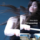 Album artwork for DRUMMING