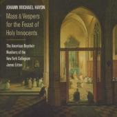 Album artwork for J.M. Haydn: MASS & VESPERS FOR THE FEAST O