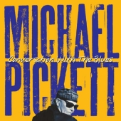 Album artwork for MICHAEL PICKETT - CONVERSATION WITH THE BLUES