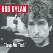 Album artwork for BOB DYLAN - LOVE AND THEFT