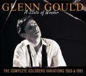 Album artwork for Glenn Gould a State of Wonder Goldberg Variations