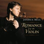 Album artwork for Joshua Bell: Romance of the Violin