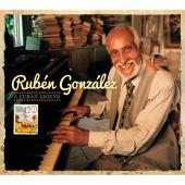 Album artwork for Ruben Gonzalez: A Cuban Legend 2-CD set