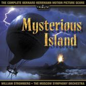 Album artwork for MYSTERIOUS ISLAND - Bernard Hermann Score