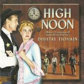 Album artwork for HIGH NOON - Tiomkin