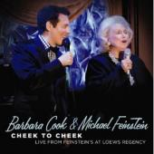 Album artwork for Cheek to Cheek, Barbara Cook & Michael Feinstein L