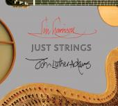 Album artwork for Harrison & Adams: Works for Harp, Guitar & Percuss