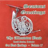 Album artwork for Seasons Greetings / Allentown Band