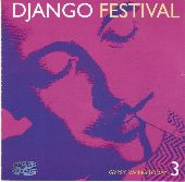 Album artwork for DJANGO FESTIVAL