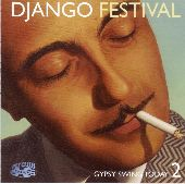 Album artwork for DJANGO FESTIVAL 2
