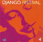 Album artwork for DJANGO FESTIVAL 4