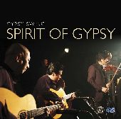 Album artwork for GYPSY SWING: SPIRIT OF GYPSY