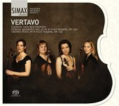 Album artwork for STRING QUARTETS OP. 130 & 133