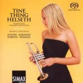 Album artwork for TRUMPET CONCERTOS / Helseth