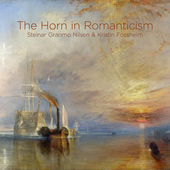 Album artwork for The Horn in Romanticism