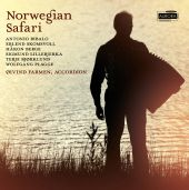 Album artwork for NORWEGIAN SAFARI