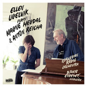 Album artwork for Ellen Ugelvik Plays Hegdal and Reicha