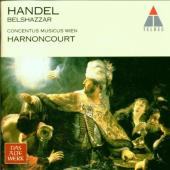 Album artwork for HANDEL: BELSHAZZAR / HARNONCOURT