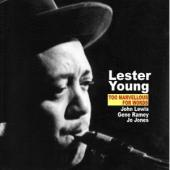 Album artwork for Too Marvellous For Words / Lester Young