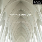 Album artwork for HISTORIA SANCTI OLAVI