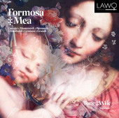 Album artwork for FORMOSA MEA