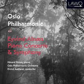 Album artwork for PIANO CONCERTO & SYMPHONY
