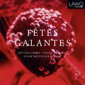 Album artwork for FÊTES GALANTES