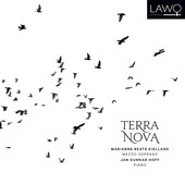 Album artwork for TERRA NOVA